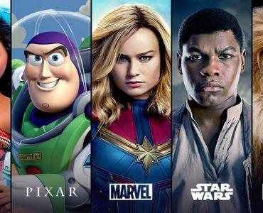 Disney Plus Content