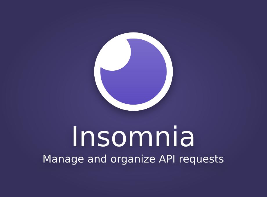API Testing Tool Insomnia