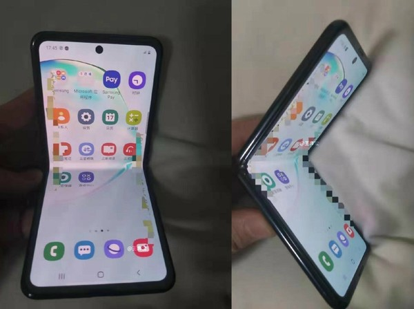 Images of Samsung Galaxy Fold 2