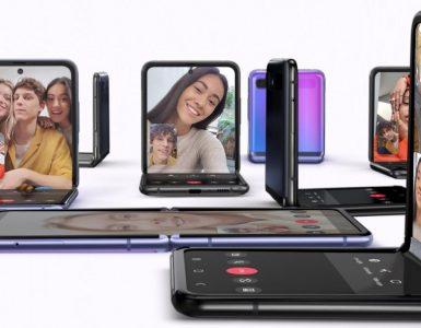 Galaxy Z Flip Specs