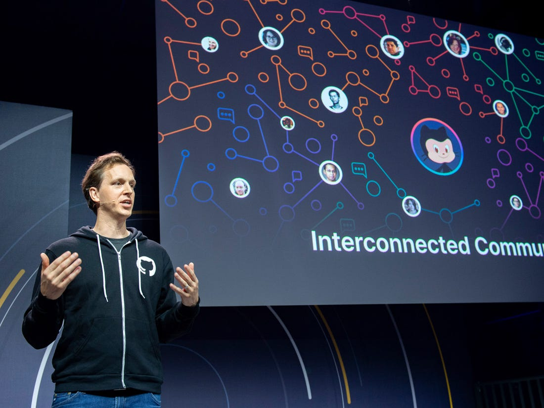 GitHub CEO