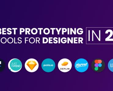 Prototyping tools for UI/UX designer