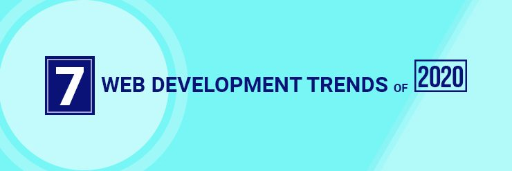 Web Development Trends of 2020