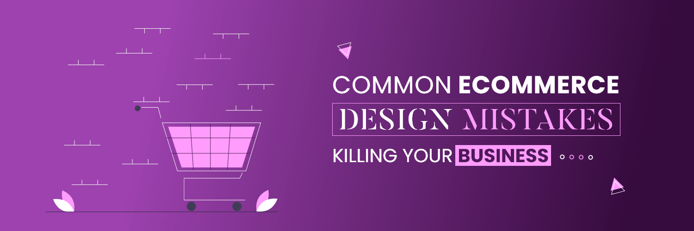 eCommerce design faults