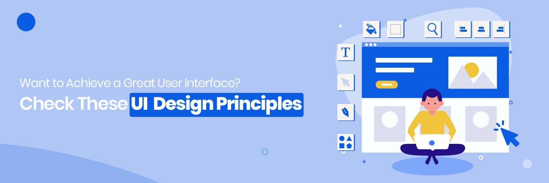Best UI design principles