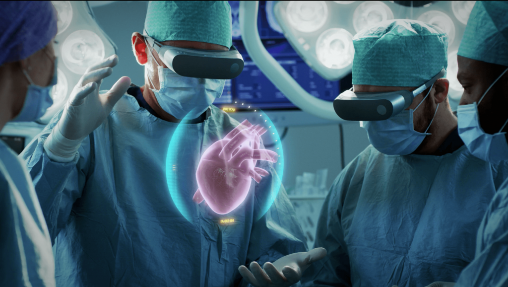 Ar/VR in healthcare